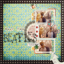 layout featuring Art & Soul by Holly Designs and Sahlin Studio