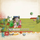 layout by kristasahlin featuring Art & Soul by Holly Designs and Sahlin Studio