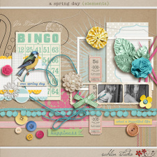 A Spring Day (Elements) by Sahlin Studio
