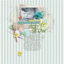 layout by mommy2boyz featuring A Spring Day by Sahlin Studio