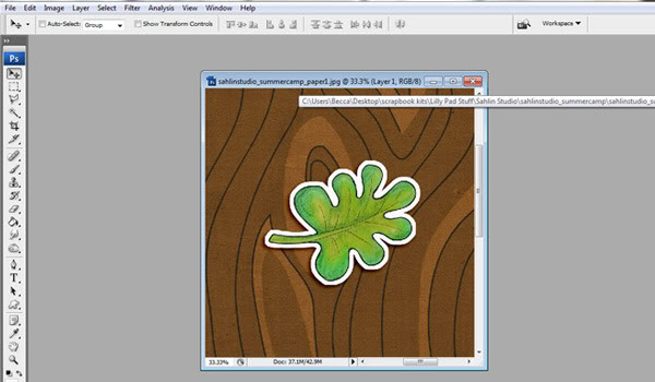 How-To Create A Sticker Tutorial by Sahlin Studio