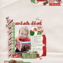 layout by mrsski07 featuring December Daily Numbers by Sahlin Studio