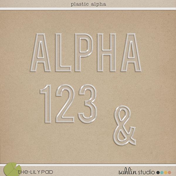plastic alpha by sahlin studio