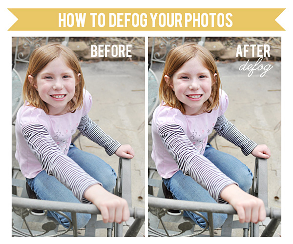 Tutorial | Defog Your Digital Pictures in Photoshop