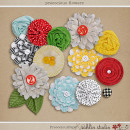 Precocious (Flowers) by Sahlin Studio and Precocious Paper