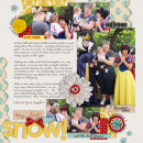 layout by britt featuring Precocious by Sahlin Studio and Precocious Paper