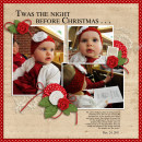 layout by yzerbear19 featuring Precocious by Sahlin Studio and Precocious Paper