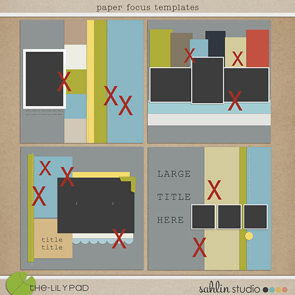 paper focus templates by sahlin studio