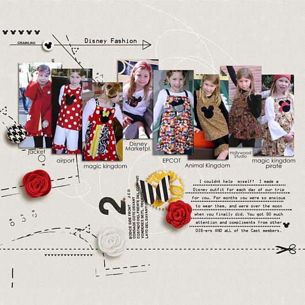 disney fashion by sahlink kristasahlin