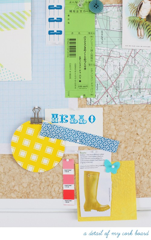 Inspiration Board from A Creative Mint