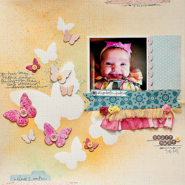 Happy Baby by: Maggieholmes