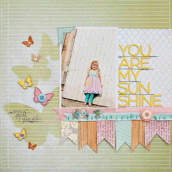 You are My Sunshine by: Maggieholmes