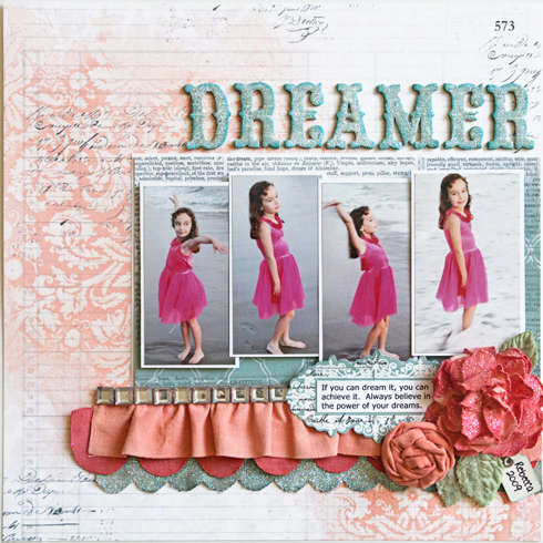 Dreamer By Stacy Cohen