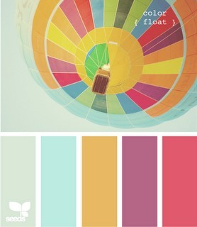 color inspiration (float)