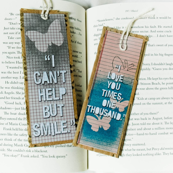 hybrid project inspiration bookmark