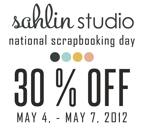 sahlin studio sale 30% OFF