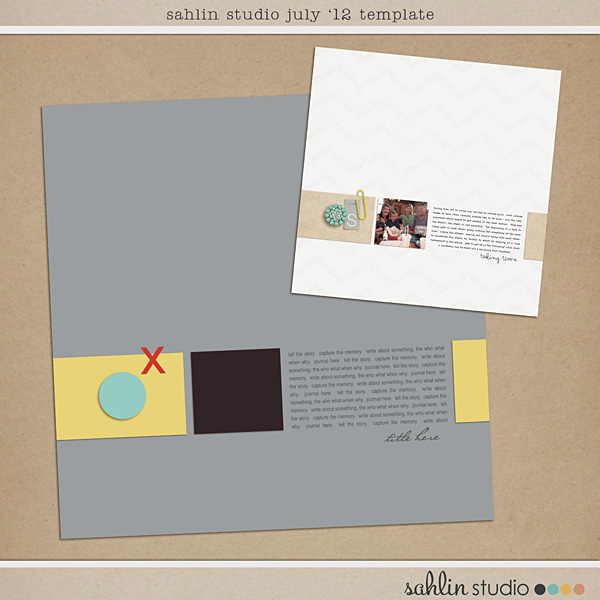 july 2012 template by sahlin studio
