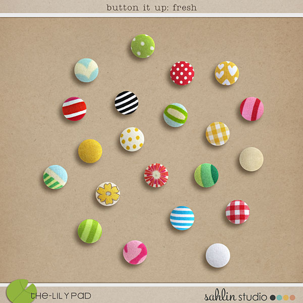 button it up: fresh by sahlin studio