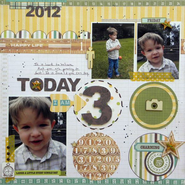 3 today - ashley horton