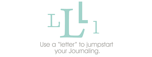 use a letter to jumpstart your journaling
