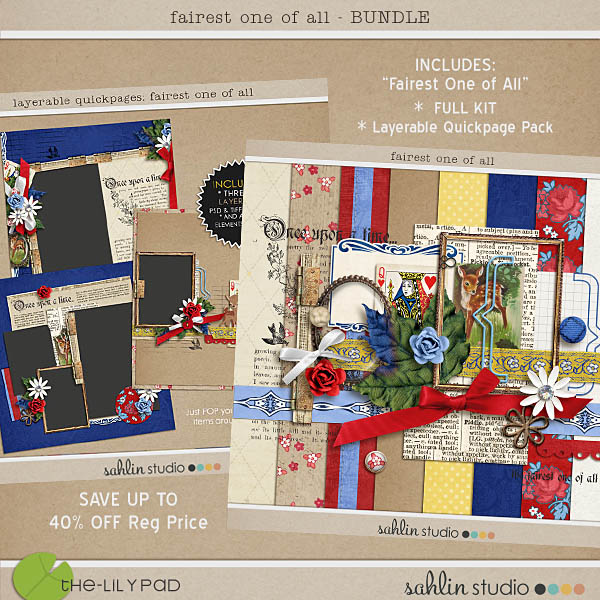 Fairest One of All BUNDLE Pack
