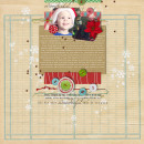 crystalbella77 - inspirational scrapbook layout