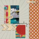norton94 - inspirational scrapbook layout