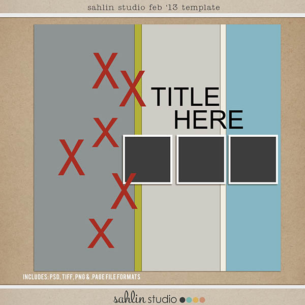 February 2013 FREE template by sahlin studioFebruary 2013 FREE template by sahlin studio