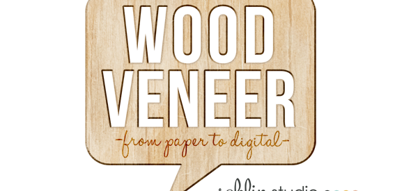 Digital Wood Veneer by Sahlin studio