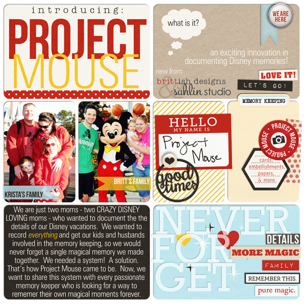 introducing Project Mouse