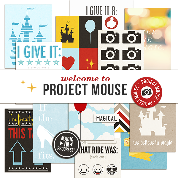 Welcome to Project Mouse
