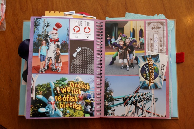 Disney Smash Book by Kathleen Taylor featuring Project Mouse by Britt-ish Designs and Sahlin Studio - Universal