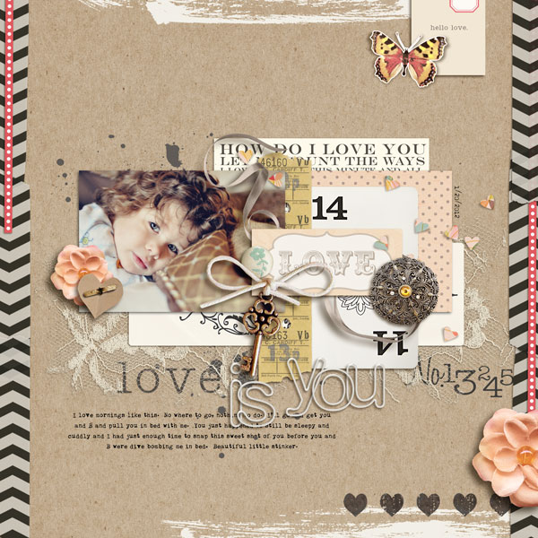 key to my heart by sahlin studio layout by: mommy2boyz