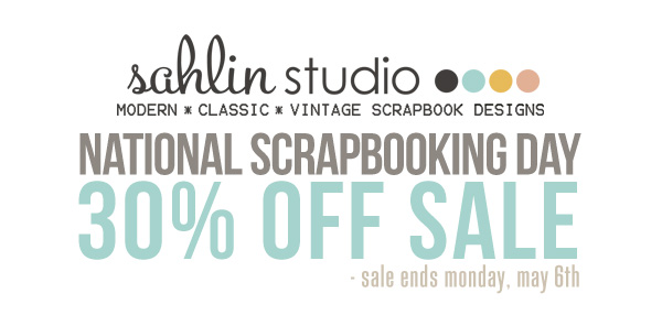 Sahlin Studio 30%OFF Sale