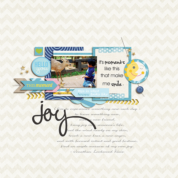 "Digital Scrapbook page created by margelz featuring ""Project Mouse (Fantasy)"" by Sahlin Studio"