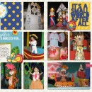 Disney Project Life page created by yzerbear19 featuring Project Mouse (Fantasy) by Sahlin Studio & Britt-ish Designs