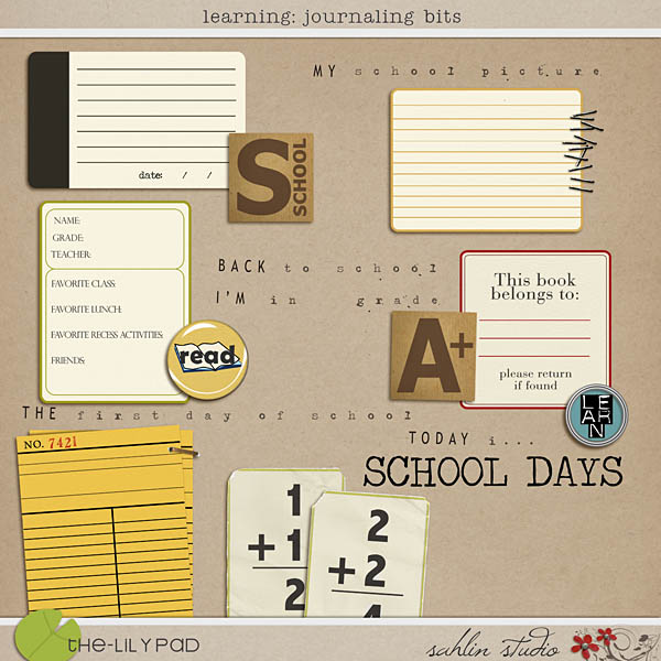Learning: Journaling Bits