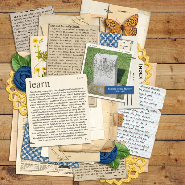 First Day of School layout by yzerbear19 using Journal Cards: School by Sahlin Studio