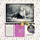 Portrait layout by Lor using Project Mouse: At Night by Sahlin Studio & Britt-ish Designs