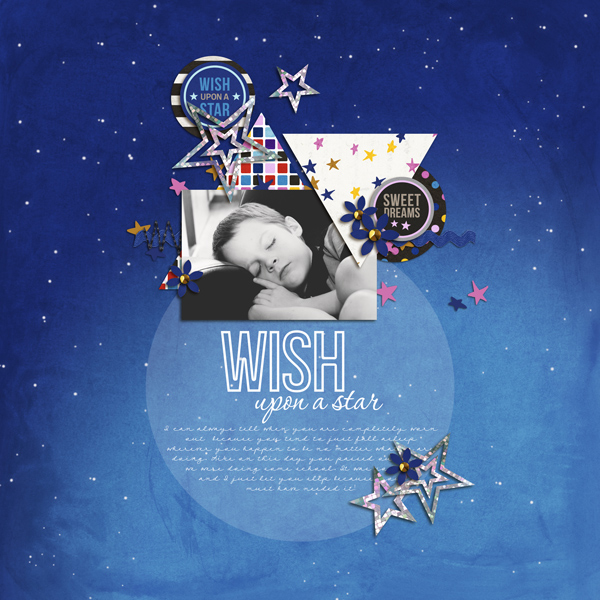 sleeping layout by crystalbella77 using Project Mouse: At Night by Sahlin Studio & Britt-ish Designs