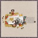 thankful layout by dana using Reflection kit by Sahlin Studio