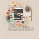 reflecting on blessings layout by gracielou using Reflection kit by Sahlin Studio