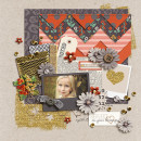 reflection layout by sucali using Reflection kit by Sahlin Studio