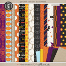 Project Mouse (Halloween): Papers by Britt-ish Designs and Sahlin Studio
