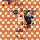 halloween magic page Jenn Barrette using Project Mouse: Halloween Edition by Sahlin Studio & Britt-ish Designs