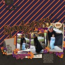 spookiness page by fonnetta using Project Mouse: Halloween Edition by Sahlin Studio & Britt-ish Designs