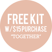DSD 2013 FREE Kit with $15 Purchase