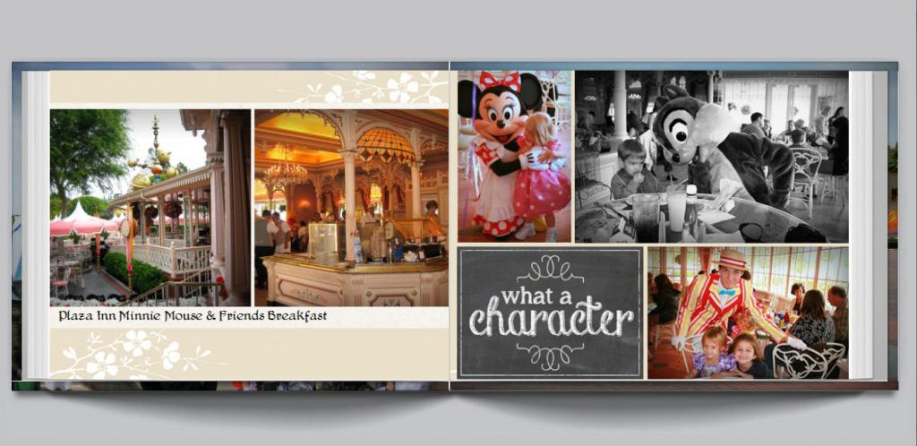 Photo Book by ajjones using Project Mouse supplies by Sahlin Studio & Britt-ish Designs