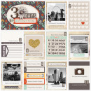 Fall/ Autumn Project Life pages by TeresaVictor using Reflection Kit by Sahlin Studio