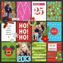Disney Christmas Project Life by Roxxygerlie using Project Mouse: Christmas by Britt-ish Designs & Sahlin Studio